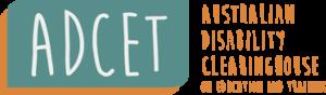 ADCET logo