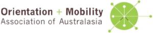 Orientation and Mobility Association of Australasia logo